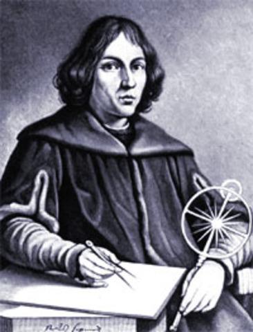Nicolaus Copernicus's birth