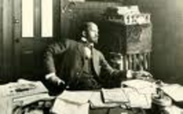 W.E.B Du Bois formed the Niagara Movement.