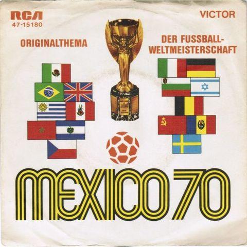 Mundial de Fútbol México