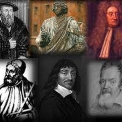 Scientific Revoluation timeline