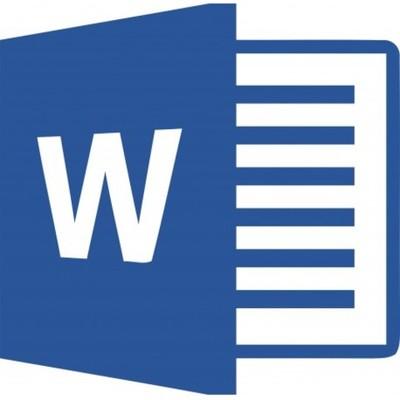 Versiones de word para Microsoft Windows timeline