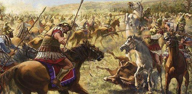 Alejandro decide atacar al Imperio Persa