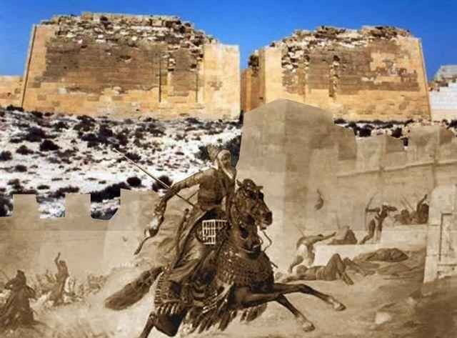 Batalla de la Puerta de Persia