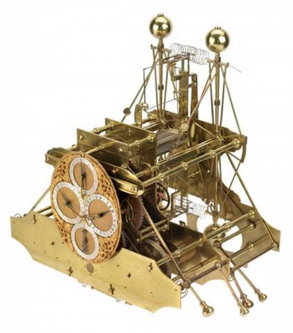 Creación del cronómetro marino