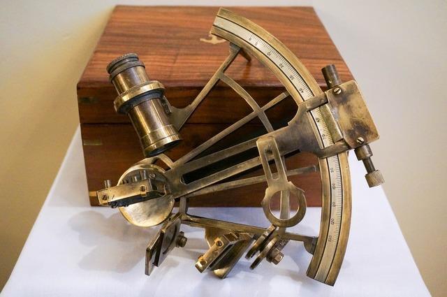 Uso del sextante en la navegación