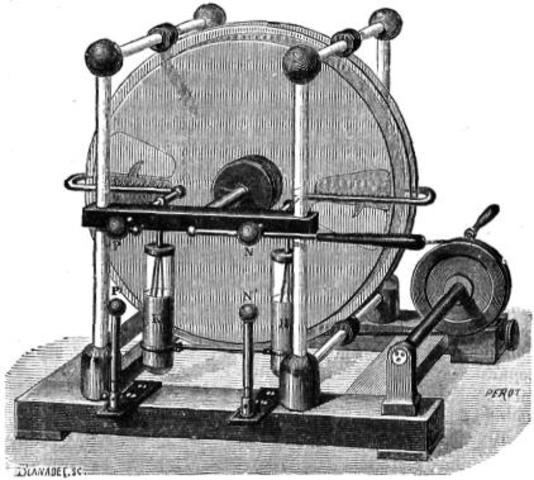 Aplicación de la electricidad a las máquinas-herramienta
