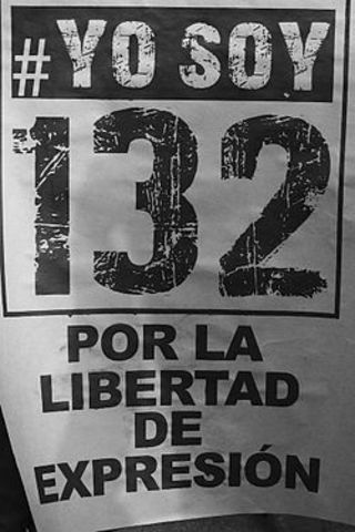 """Movimiento """"YoSoy132"""""""