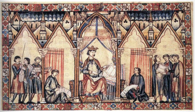 Escuela Siglo XIII