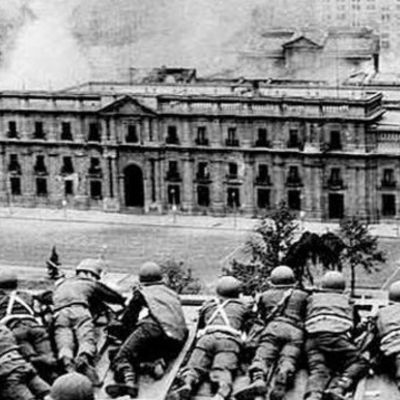 Inicio la Guerra en El Salvador timeline