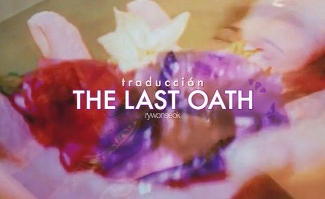 The Last Oath