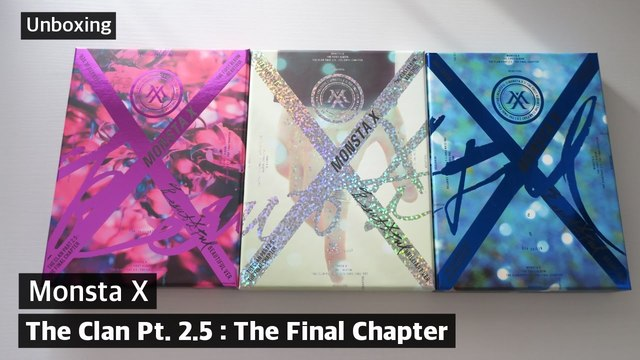Primer Álbum Completo The Clan 2.5 The Final Chapter