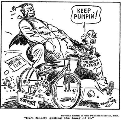 1945-1960 timeline | Timetoast timelines