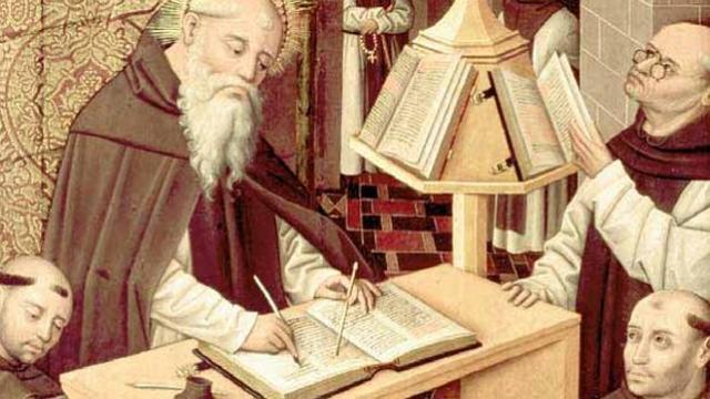 Educación Alta Edad Media
