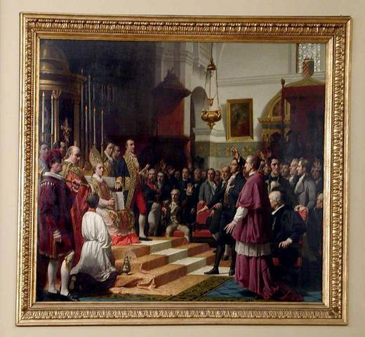 Constitucion Espanola ( corte de Cadiz) 1812