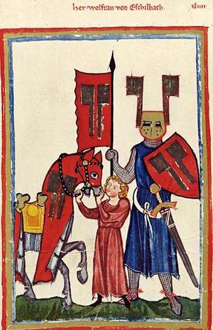 Wolfram von Eschenbach