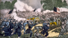 Civil War : Causes & Events timeline