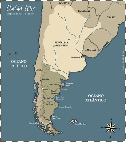 Colonizacion de la Region Pampeana y Patagonica