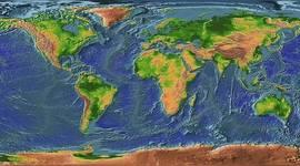 Deriva continental - Tectónica de Placas timeline
