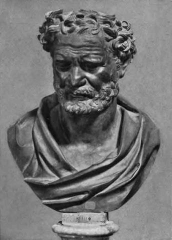 Leuccipus Democritis 460-370 B.C
