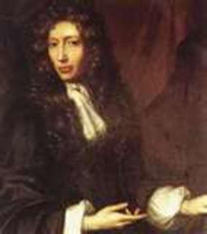 Robert Boyle 1627-1692