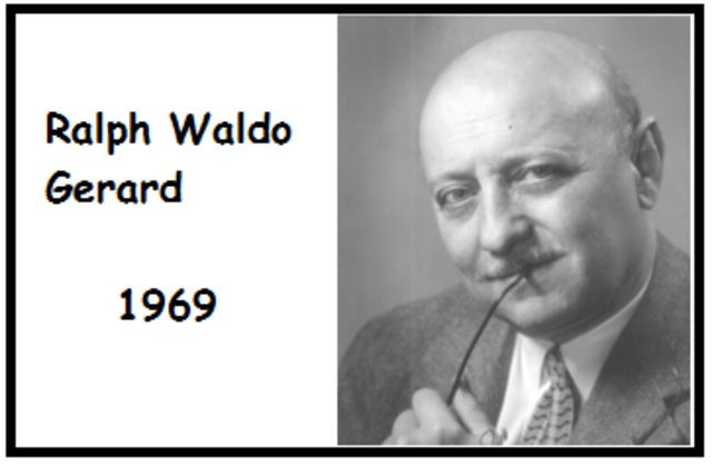 Ralph Waldo Gerard