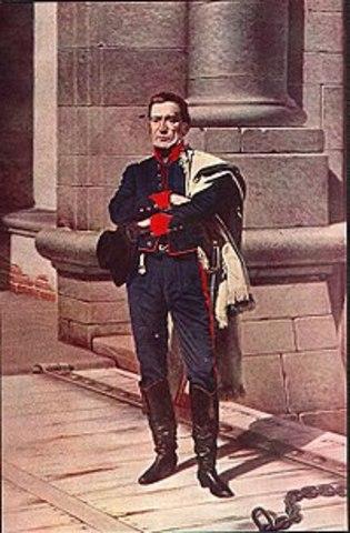 Nace José Artigas
