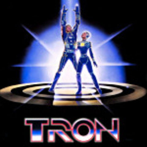 Tron,MAGI,With CG premise is created.