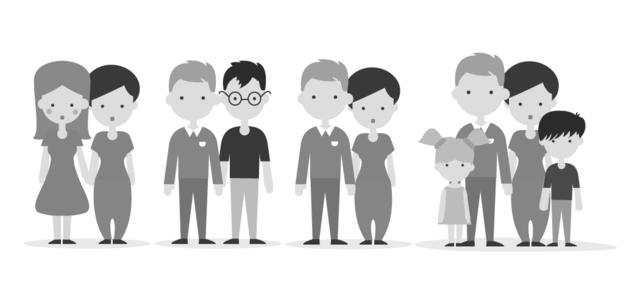 Evoluci n del concepto de familia en colombia timeline for Concepto de familia pdf