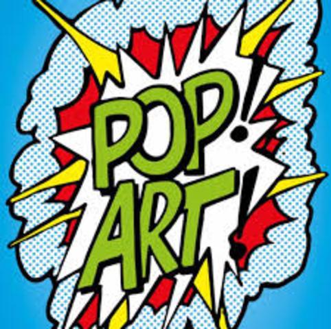 Pop Art Movement Past And Present 1947 2018 Timeline