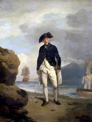 British Navy Captain Finds Penal settlement