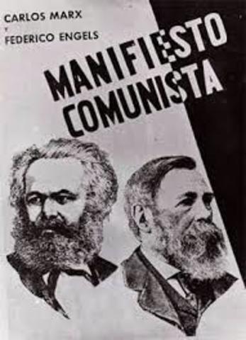 Manifiesto comunista de Marx