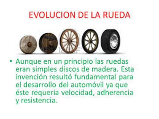 Linea Del Tiempo: Inventos Tecnologicos Timeline