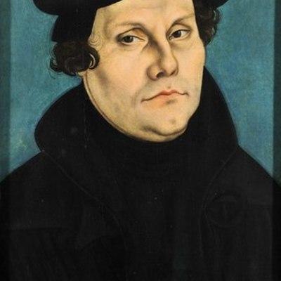 Martin Lutero timeline