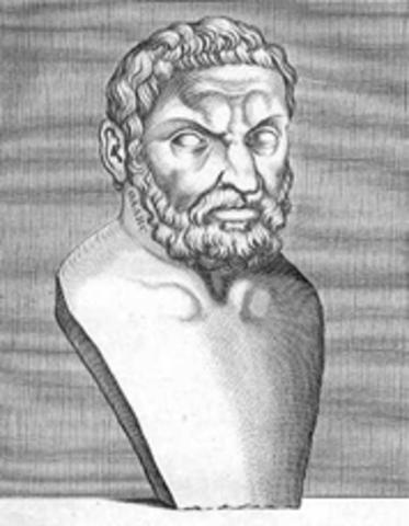 Tales de Mileto predice eclipce