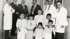 Historia de la pediatría timeline