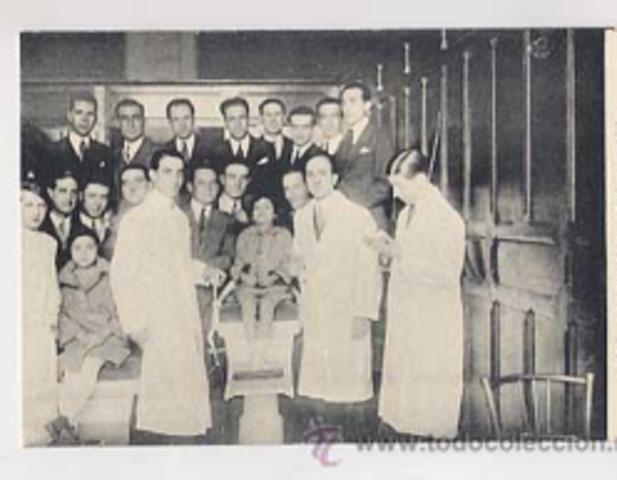 Fundación de la Escuela Nacional de Puericultura