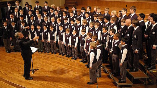 San Francisco Boys Chorus Founded