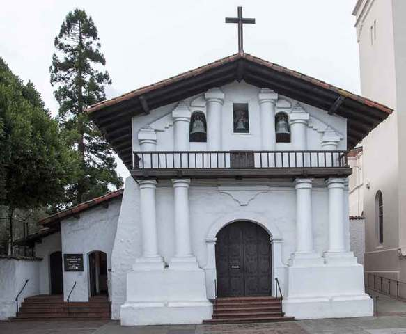 Mission Dolores founded