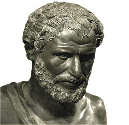 Heráclito de Efeso.