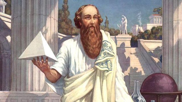 Pitágoras de Samos.