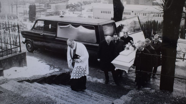 Isdal woman funeral