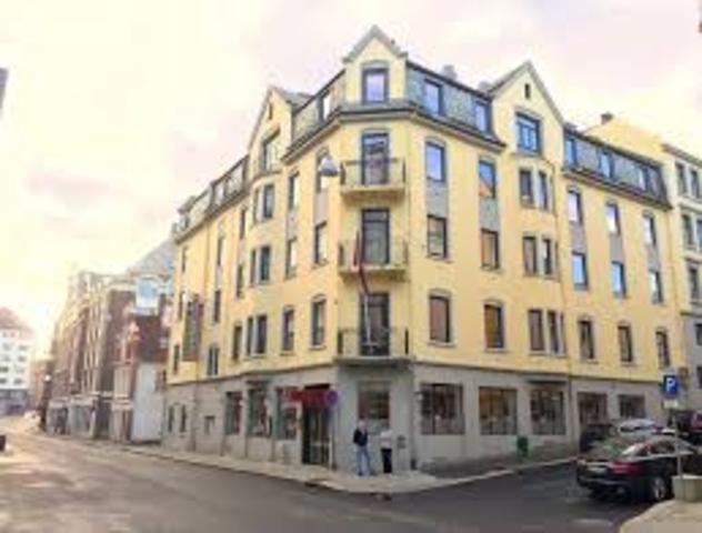 Hotel Hordaheimen (to 23/11)