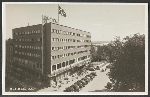 Hotel KNA-Hotellet Stavanger (to 30/10)