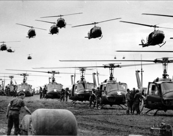 Intervención de Estados Unidos en la guerra de Vietnam