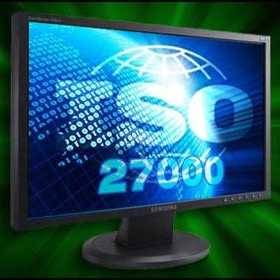 SERIE DE NORMAS ISO/IEC 27000 timeline