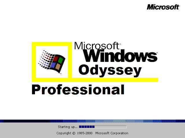 """Odyssey"" (разработчик: Microsoft)"