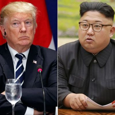 Trump Administration Comments Related to North Korea timeline