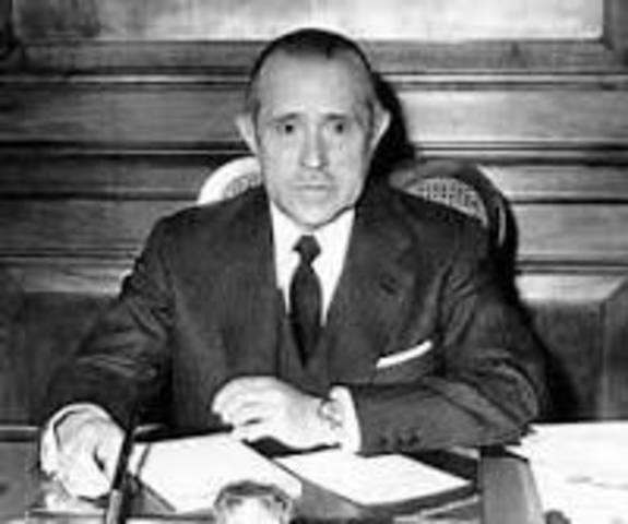 Presidencia de Arias Navarro