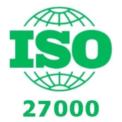 Normas ISO/IEC 27000 - Jose Faustino Flores Hernandez timeline