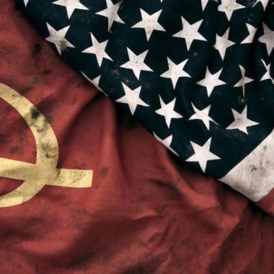 Kalla kriget 1946 - 1995 timeline